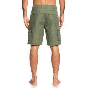 Quiksilver Rogue Surfwash Amphibian 18 Shorts Hombre, kalamata